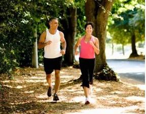 慢跑对牛皮癣治疗有什么好处